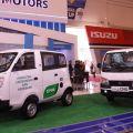 GIIAS tampilkan pick up  bahan bakar CNG  Tata Ace & Iris