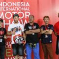 3 juri internasional perkuat Drift War III
