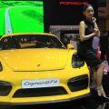 Porsche 911 GT3 RS dan Cayman GT 4 meluncur di GIIAS
