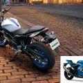 Suzuki rilis SV650    baru plus Concept GSX-R1000