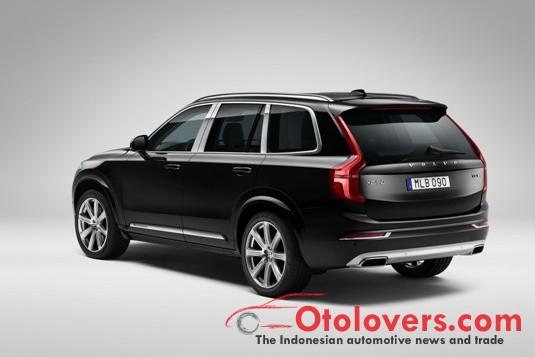 Volvo termewah XC90 Excellence unjuk diri