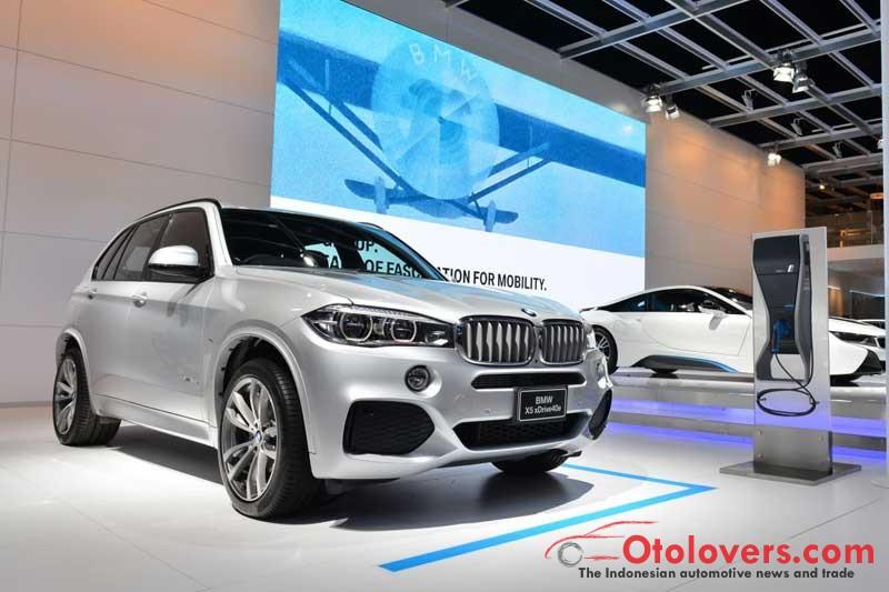BMW bentuk usaha patungan dengan CRITICAL perkuat teknologi