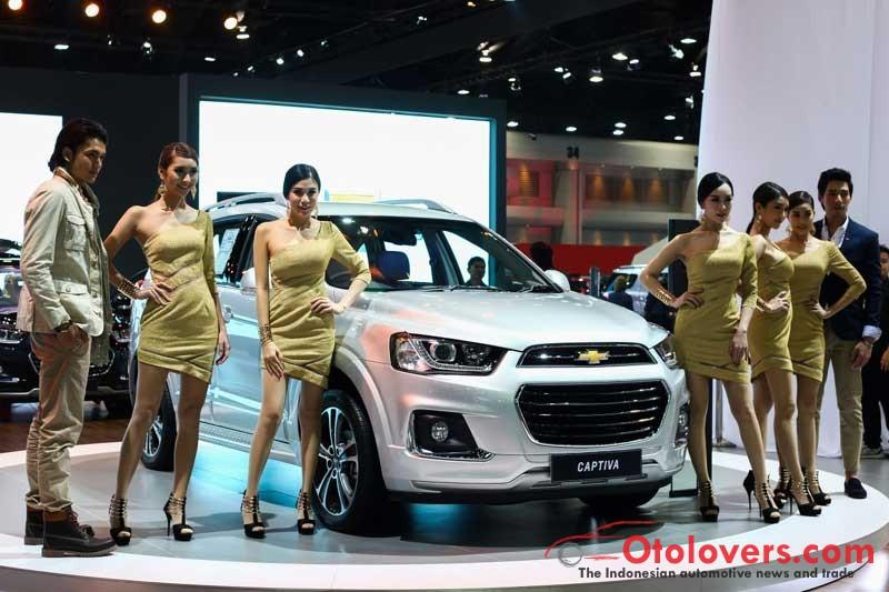 Penjualan Chevrolet naik 34,6 persen di Indonesia