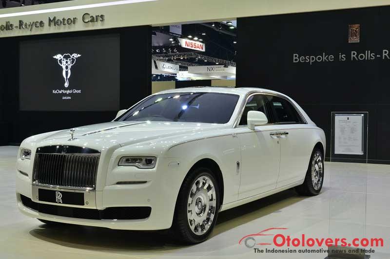 Tiga mobil paling menarik di Bangkok Motor Show | Berita