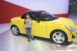 Daihatsu Copen di IIMS 2016