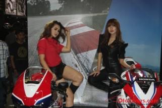 Model Sexy Honda di IIMS 2016