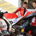 Stoner gabung ke event Ducati