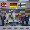 Rosberg menangi F1 Rusia, Hamilton lengkapi dominasi Mercedes