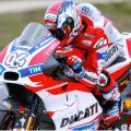 Dovizioso start terdepan di MotoGP Assen, Lorenzo tercecer