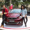 New Mirage, upaya Mitsubishi kuatkan cengkraman di pasar anak muda