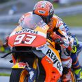 Marquez akan full speed di Silverstone