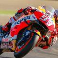 Marquez start terdepan di MotoGP Aragon, Rossi kurang memuaskan