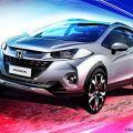 Honda pamer sketsa all-new WR-V, SUV baru yang world premiere di Brazil