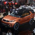 Jaguar Land Rover raih penjualan kuat September