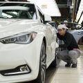 Nissan pilih belanja komponen ketimbang produksi sendiri