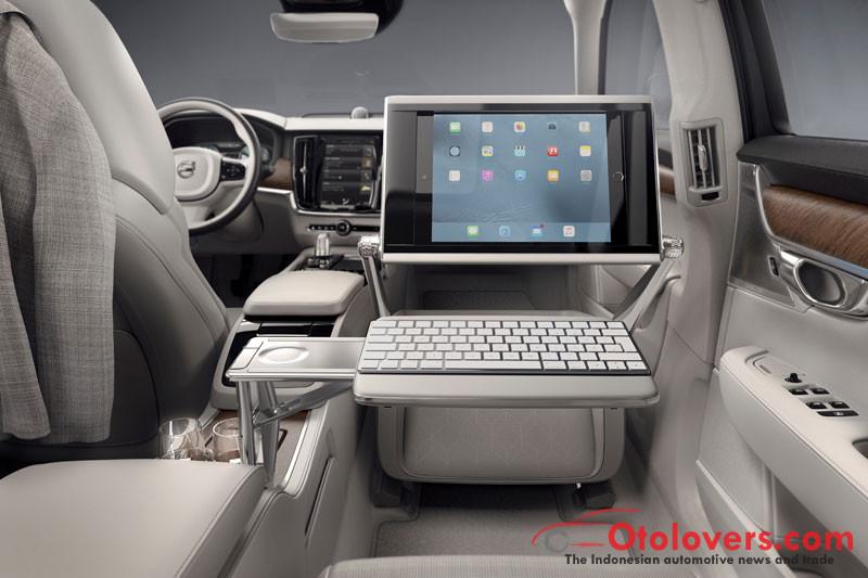 Volvo S90 Excellence, kemewahan eksekutif modern