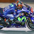 Vinales juarai MotoGP Qatar, Rossi ketiga