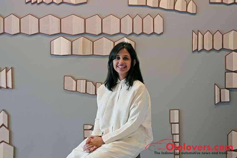 Astha Butail, pemenang BMW Art Journey