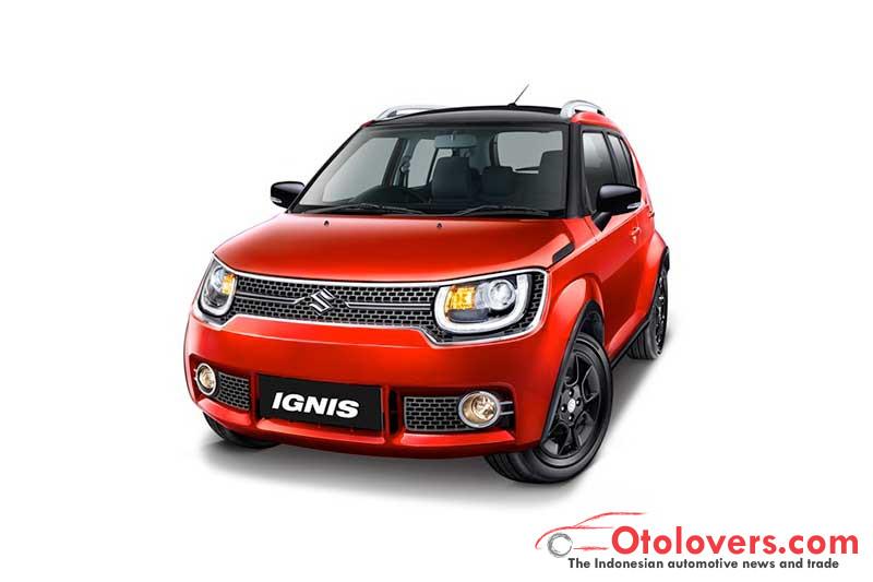 Suzuki Ignis gunakan ban ini sebagai standar