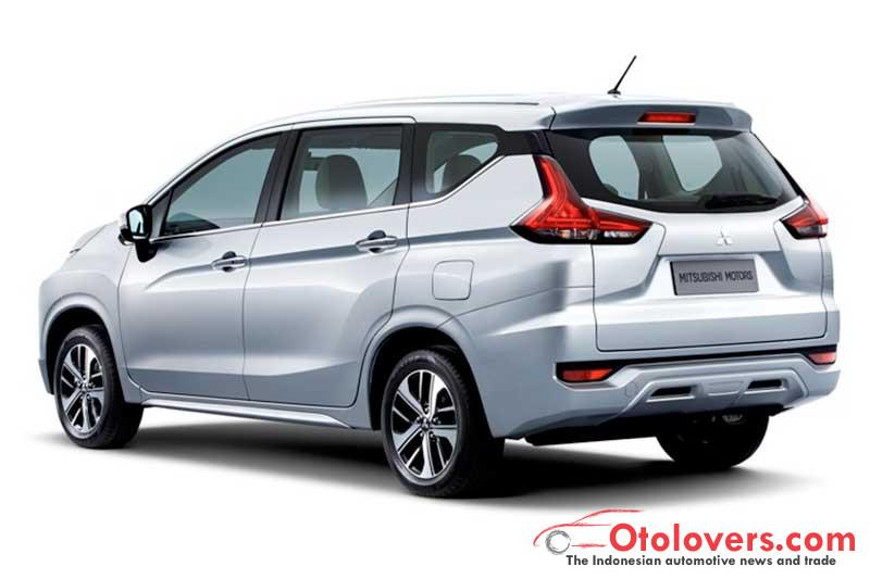 Expander, senjata ekspansi Mitsubishi di pasar kendaraan penumpang