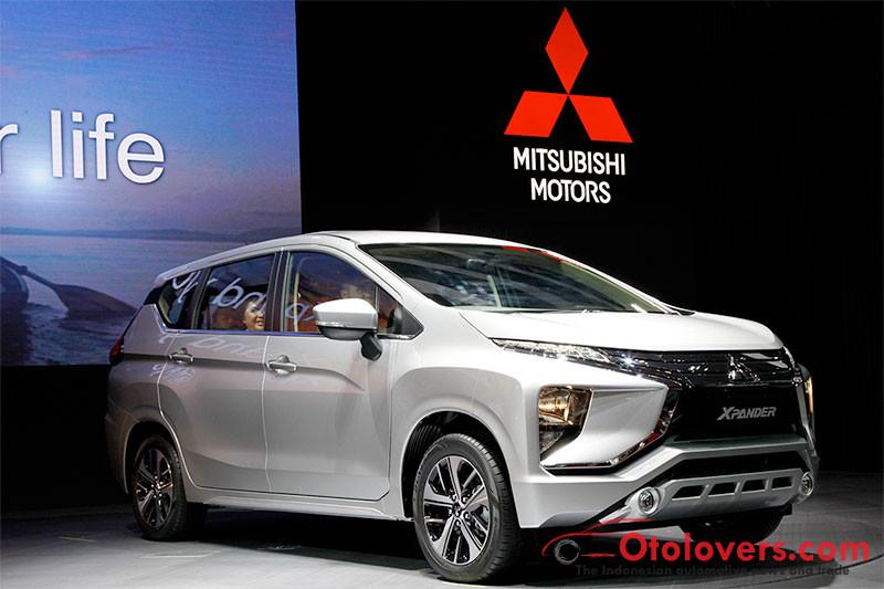 Mitsubishi jual 6.374 unit di GIIAS, pendongkraknya Xpander