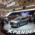 Xpander, kendaraan penumpang terfavorit GIIAS 2017