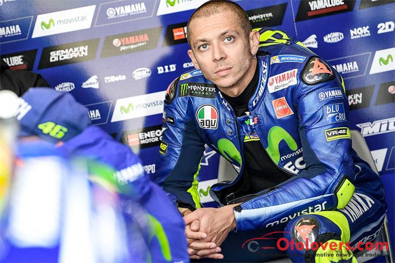 Valentino Rossi absen pada MotoGP Misano