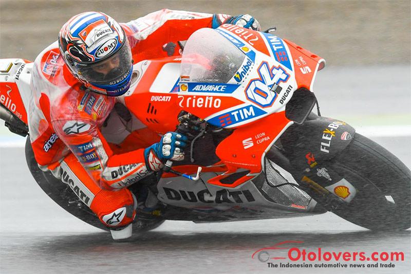 Menangi duel vs Marquez, Dovi juarai MotoGP Jepang