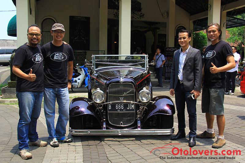 Jakarta Custom Culture dihelat 21-22 Oktober