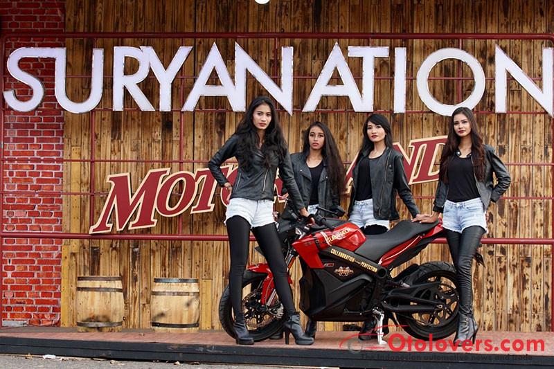 Akhir pekan ini, kontes kustom Suryanation di Bali