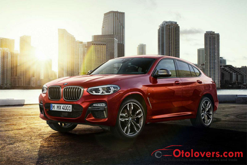All-new BMW X4 telah hadir