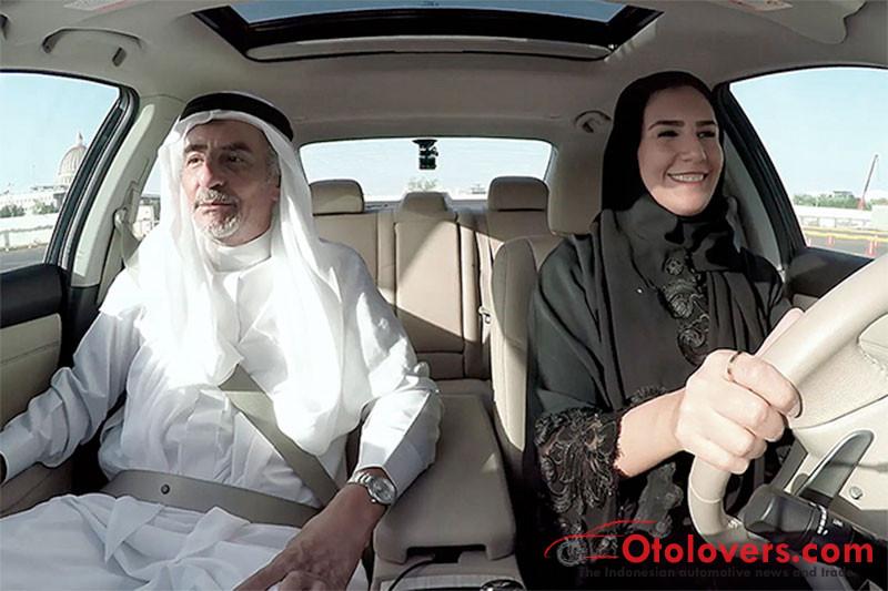 Nissan ajak wanita muda Arab Saudi berkendara untuk pertama kalinya