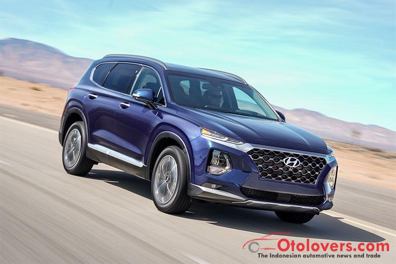 Mengupas spek Hyundai Santa Fe 2019, banyak pembaruan