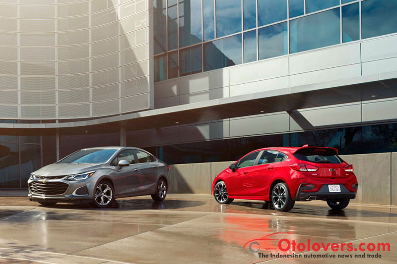 Chevrolet Cruze Hatchback >> Chevrolet Cruze 2019 Lebih Premium Berita Otolovers Com