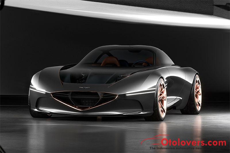 Mobil sport konsep Hyundai ini keren