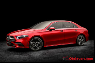 "Mercedes-Benz A-Class L ""Made in China"" dirilis"