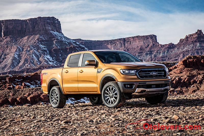 Ini bagaimana Ford menguji Ranger 2019