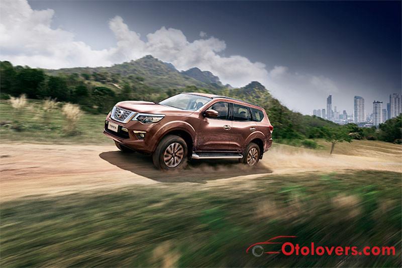 Nissan bawa SUV Terra baru ke Asia Tenggara, kapan masuk Indonesia?