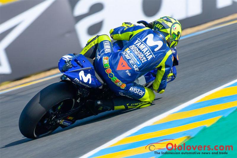 Yamaha buat awal yang bagus di MotoGP Le Mans Prancis