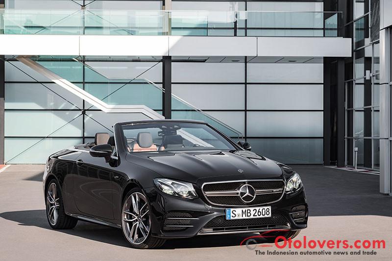 Mercedes-Benz tambahkan mesin baru pada E-Class