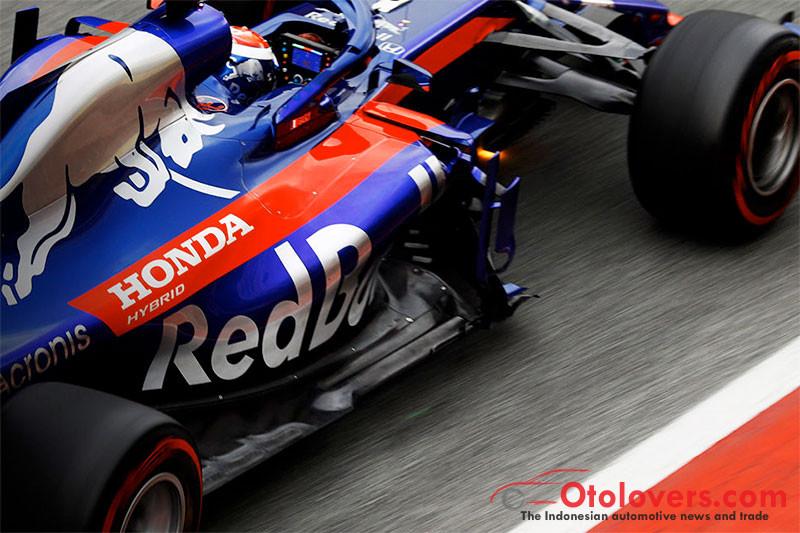 Honda akan pasok mesin F1 untuk Red Bull Racing