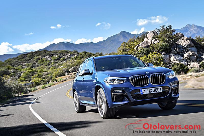BMW perbaiki kualitas gas buang pada semua mobilnya