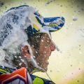 Rossi naik ke posisi dua klasemen MotoGP, Marquez masih memimpin