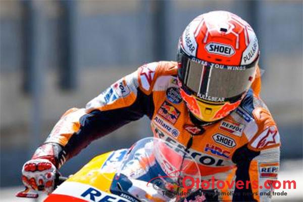 Marquez juarai MotoGP Jerman, Yamaha rebut dua podium