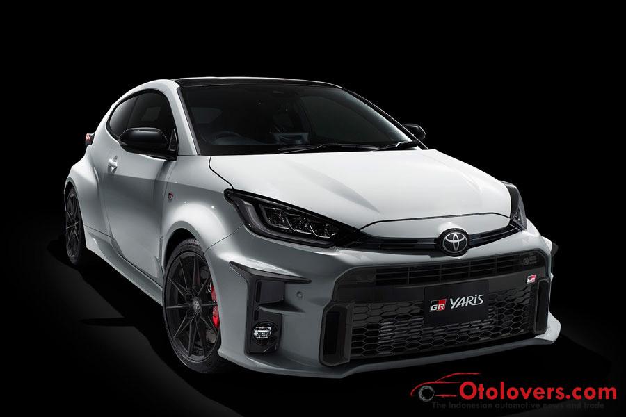 Penjualan Toyota Yaris baru capai target, pasar mulai pulih