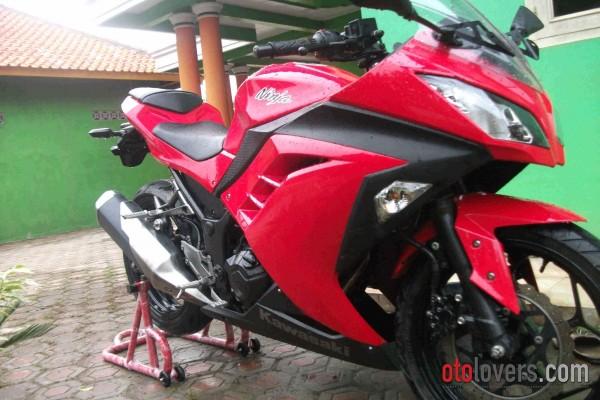 Kawasaki Ninja 250 Fi Tahun 2012 Motor Oto Market Otoloverscom