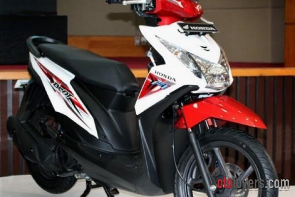 Honda Beat ESP Sporty Promo Kredit