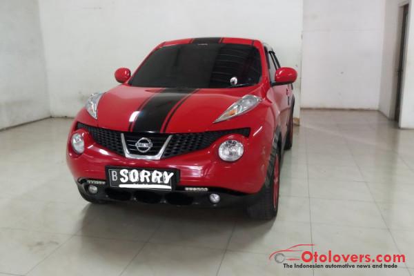 Nissan Juke RX a/t  Tahun 2012